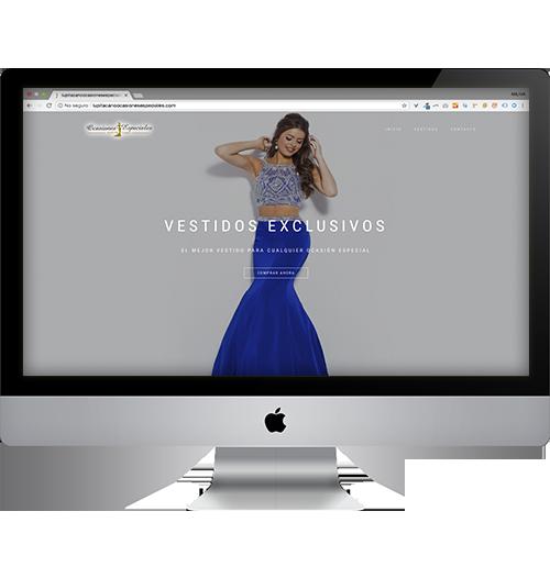 Desarrollo de Páginas Web, páginas web corporativas.
